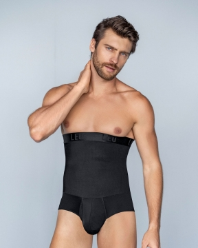 Leo Men's Extra High-Waisted Shaping Brief