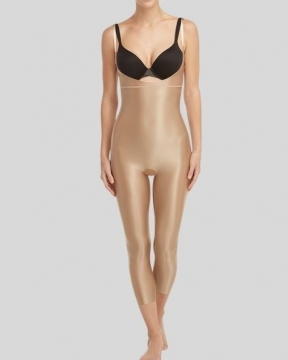 Spanx Suit Your Fancy Open-Bust Catsuit
